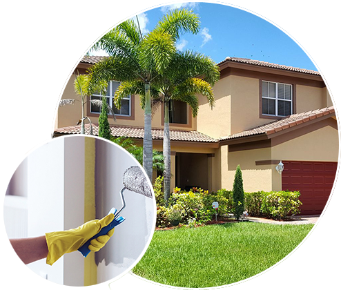 Residential Painting Port St. Lucie